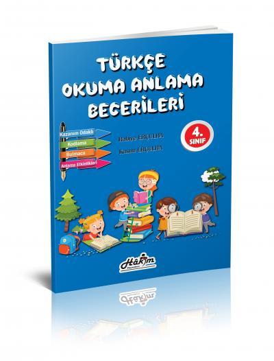 Türkçe Okuma Anlama Becerileri 4. Sınıf