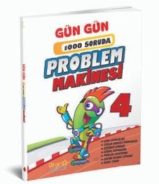 Problem Makinesi 4.Sınıf