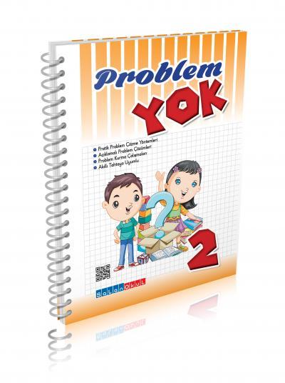 Problem Yok 2.Sınıf Problem Kitabı