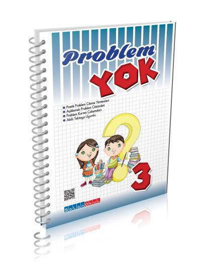 Problem Yok 3.Sınıf Problem Kitabı %20 indirimli