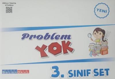 Problem Yok 3.Sınıf Set ( Eylül 2019 )