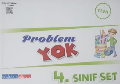 Problem Yok 4. Sınıf Set ( Eylül 2019 )