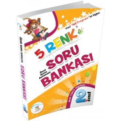 5 Renk Soru Bankası 2. Sınıf