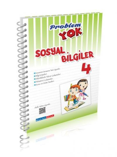 Problem Yok 4.Sınıf Sosyal Bilimler