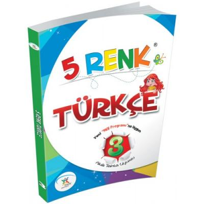 5 Renk Türkçe 3. Sınıf