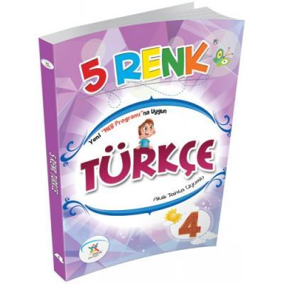 5 Renk Türkçe 4. Sınıf