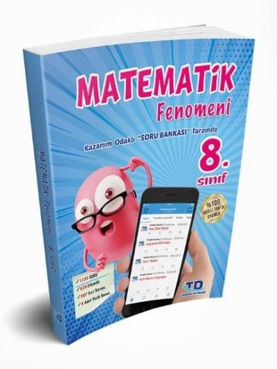 Tandem Matematik Fenomeni Soru Bankası 8. Sınıf