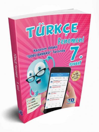 Tandem Türkçe Fenomeni Soru Bankası 7. Sınıf