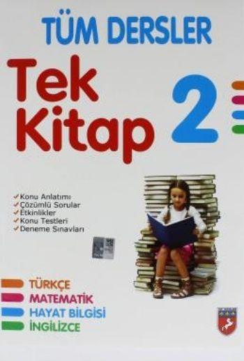 Tay Yayınları 2. Sınıf Tüm Dersler Tek Kitap