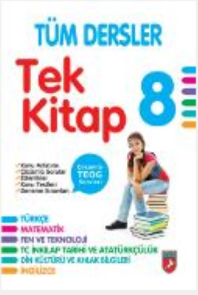 Tay Yayınları 8. Sınıf Tüm Dersler Tek Kitap
