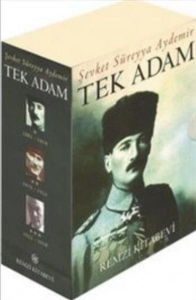 Tek Adam (3 Cilt)
