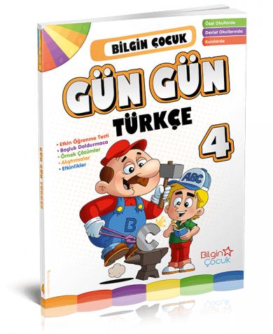 Gün Gün Türkçe 4. Sınıf