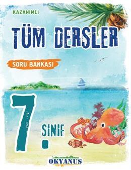 Okyanus 7. Sınıf Tüm Dersler Soru Bankası