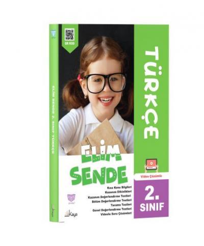 Gendaş Kaya Yayınları 2. Sınıf  Elimsende Türkçe