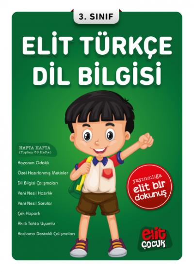 Elit Türkçe Dil Bilgisi 3. Sınıf