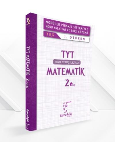 Karekök YKS TYT Matematik 2. Kitap 1. Oturum %36 indirimli Karekök Yay