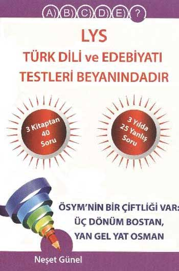 Karekök AYT Türk Dili Edebiyatı Testleri Beyanındadır
