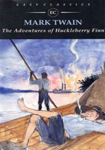 huckleberry finn provides the narrative voice of mark twains novel The adventures of huckleberry finn in from one book by mark twain called 'huckleberry finn,' ernest twain a quintessential american voice.