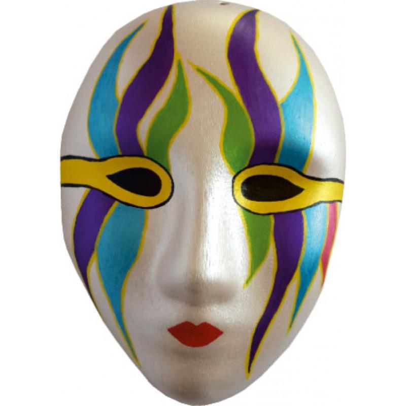 Seramik Maske Boyama